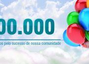 200 mil espíritos conectados!