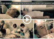 A MORTE DE DIMAS - COMO FUNCIONA O PROCESSO DE DESENCARNAÇÃO