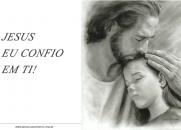 Jesus, Eu confio em Ti!