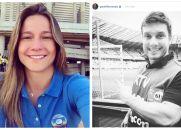 Amigos, vamos parar! - Fernanda Gentil emociona com Texto em homagem ao Amigo Falecido em acidente.
