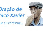 Oração de Chico Xavier