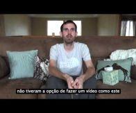 Pai Doente grava Vídeo Emocionante de Despedida para Filha bebê antes de Morrer