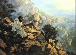 Oração sobre a montanha