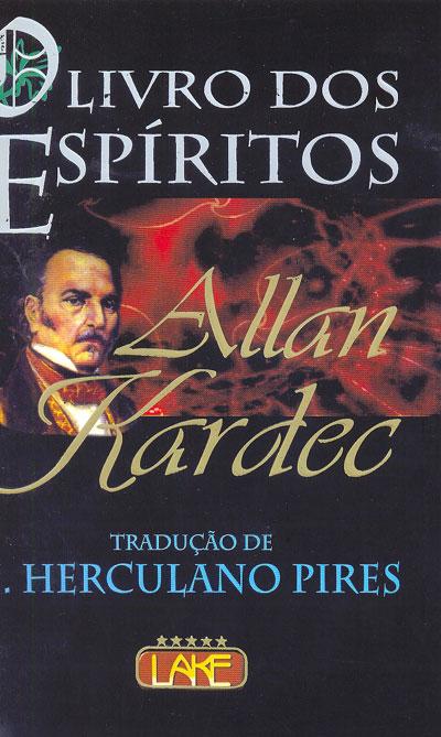 Livro dos Espíritos, O - Allan Kardec, livro espírita